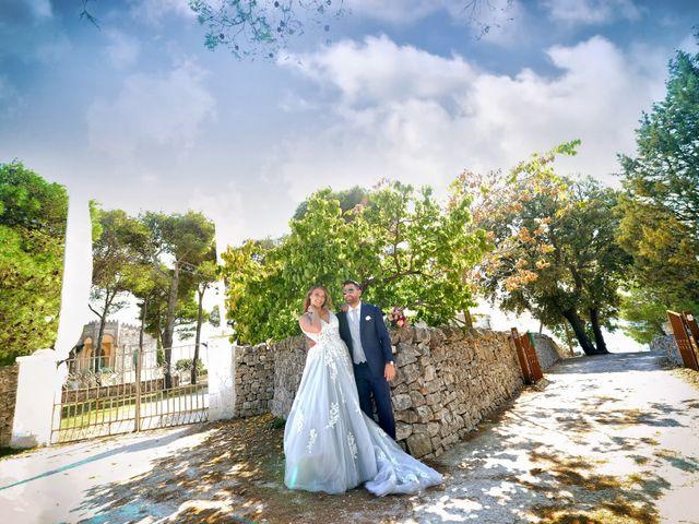 Il matrimonio di Feliciano e Evelina a Fasano, Brindisi 17
