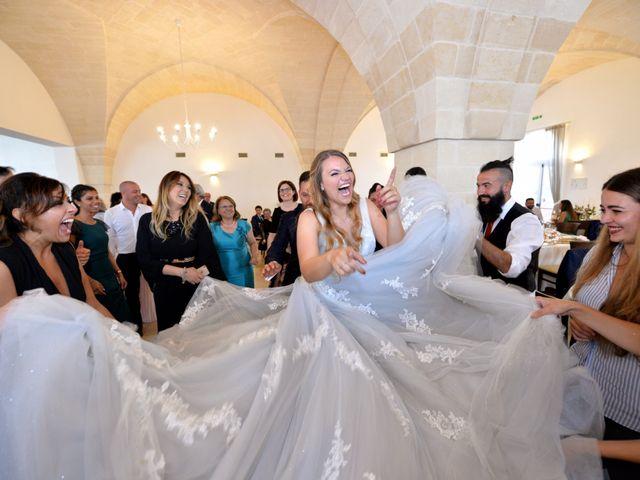 Il matrimonio di Feliciano e Evelina a Fasano, Brindisi 2
