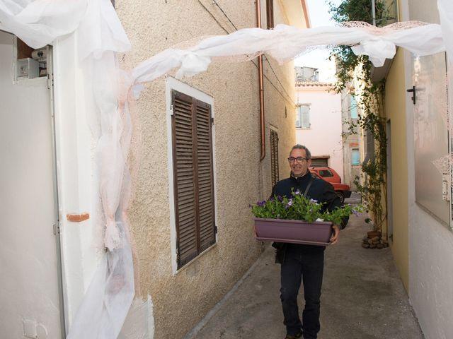 Il matrimonio di Gianluca e Maria Chiara a Siniscola, Nuoro 4
