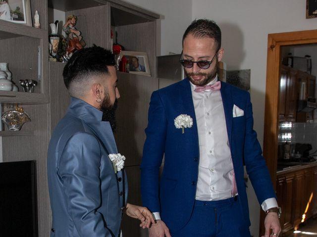 Il matrimonio di Gianluca e Maria Chiara a Siniscola, Nuoro 50