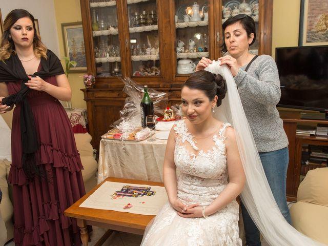 Il matrimonio di Gianluca e Maria Chiara a Siniscola, Nuoro 66