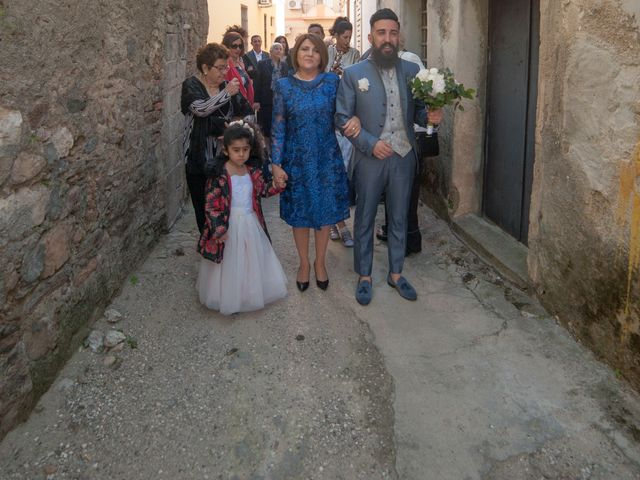 Il matrimonio di Gianluca e Maria Chiara a Siniscola, Nuoro 68