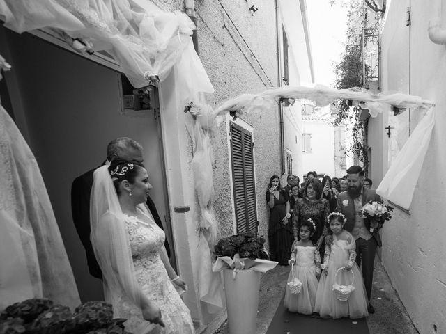 Il matrimonio di Gianluca e Maria Chiara a Siniscola, Nuoro 70
