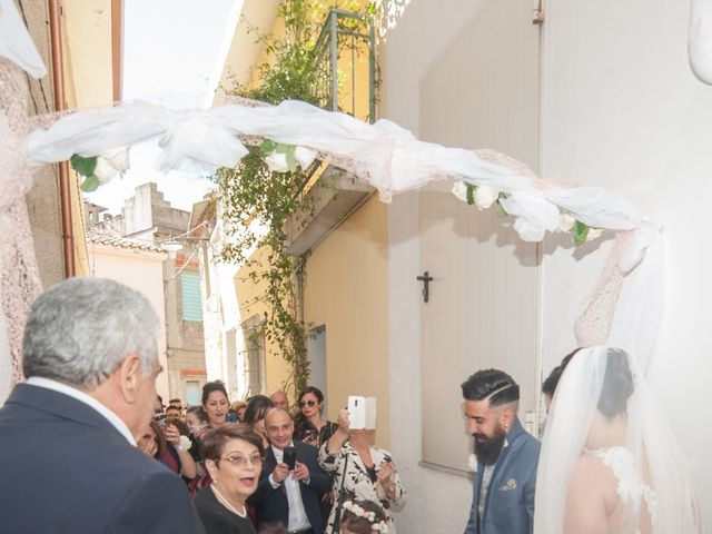 Il matrimonio di Gianluca e Maria Chiara a Siniscola, Nuoro 73