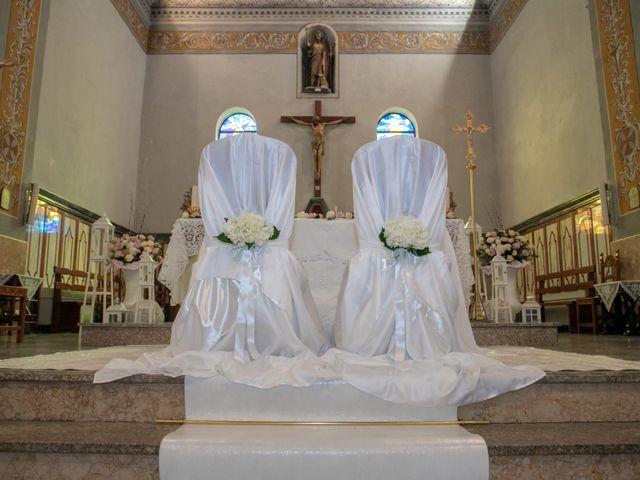 Il matrimonio di Gianluca e Maria Chiara a Siniscola, Nuoro 82