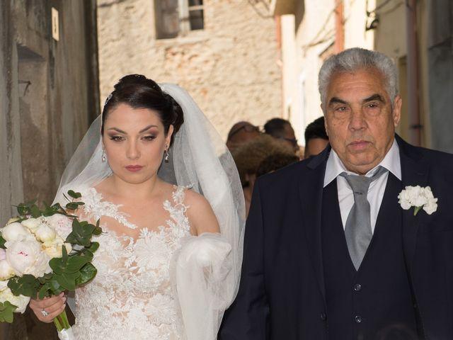 Il matrimonio di Gianluca e Maria Chiara a Siniscola, Nuoro 83