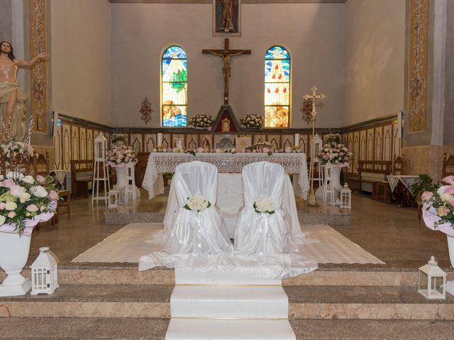Il matrimonio di Gianluca e Maria Chiara a Siniscola, Nuoro 85