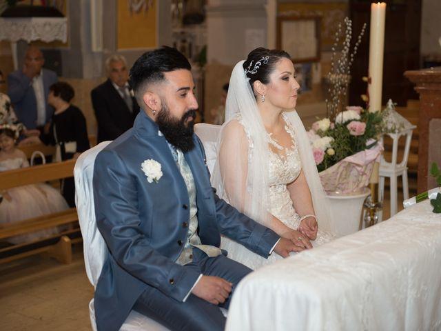 Il matrimonio di Gianluca e Maria Chiara a Siniscola, Nuoro 92