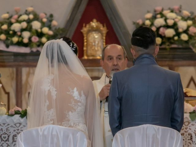 Il matrimonio di Gianluca e Maria Chiara a Siniscola, Nuoro 99