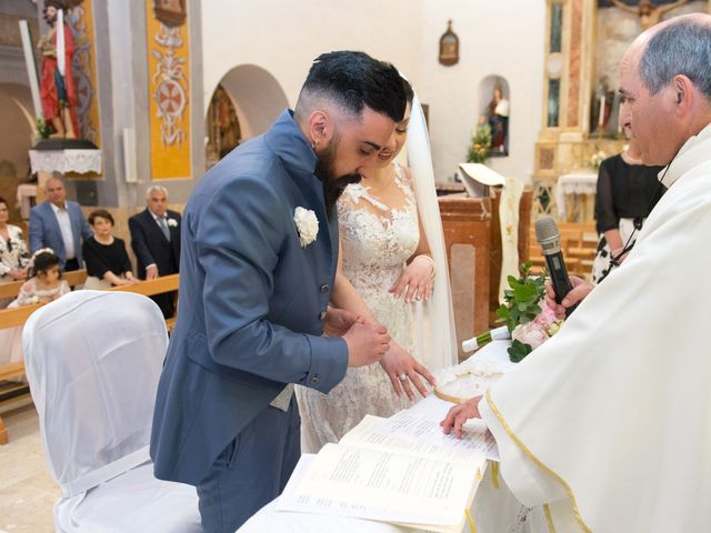 Il matrimonio di Gianluca e Maria Chiara a Siniscola, Nuoro 104