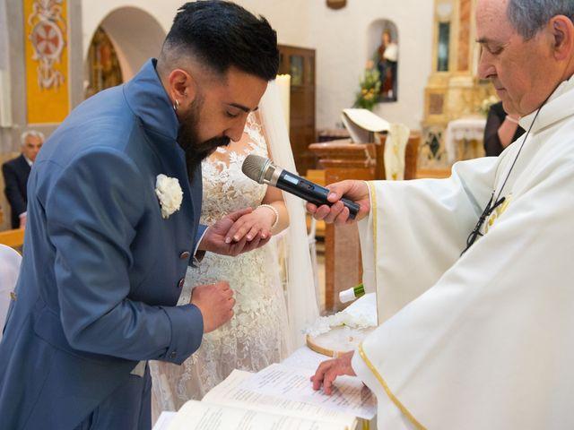 Il matrimonio di Gianluca e Maria Chiara a Siniscola, Nuoro 105