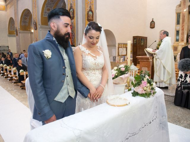 Il matrimonio di Gianluca e Maria Chiara a Siniscola, Nuoro 112