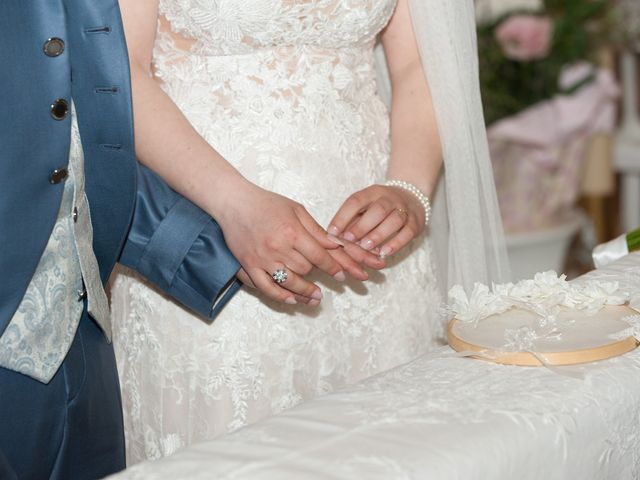 Il matrimonio di Gianluca e Maria Chiara a Siniscola, Nuoro 113