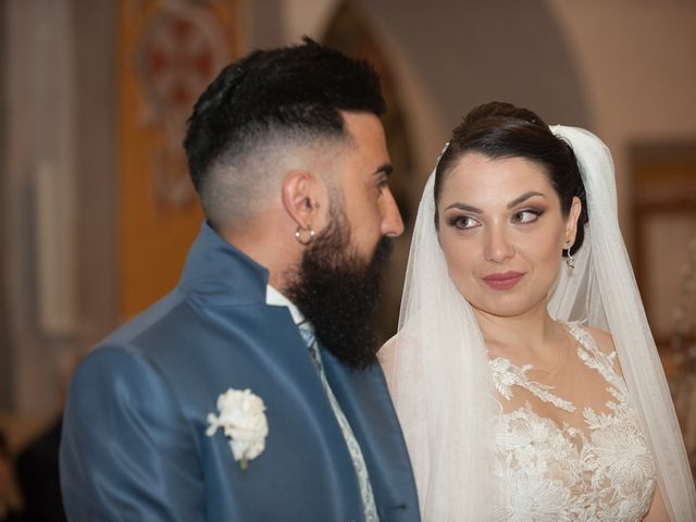 Il matrimonio di Gianluca e Maria Chiara a Siniscola, Nuoro 119