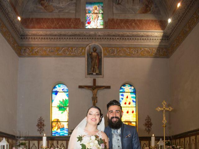 Il matrimonio di Gianluca e Maria Chiara a Siniscola, Nuoro 127