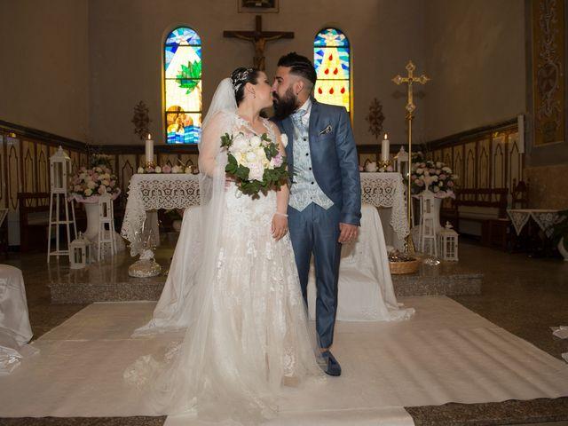 Il matrimonio di Gianluca e Maria Chiara a Siniscola, Nuoro 128
