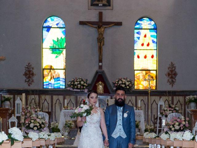 Il matrimonio di Gianluca e Maria Chiara a Siniscola, Nuoro 134