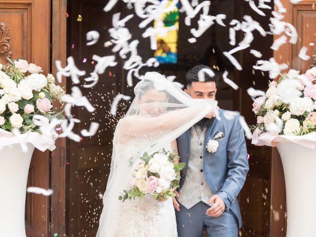 Il matrimonio di Gianluca e Maria Chiara a Siniscola, Nuoro 138