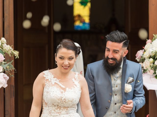 Il matrimonio di Gianluca e Maria Chiara a Siniscola, Nuoro 139