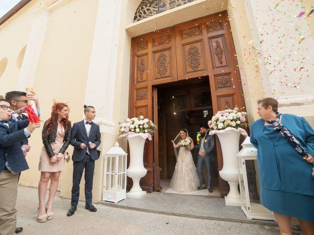Il matrimonio di Gianluca e Maria Chiara a Siniscola, Nuoro 140