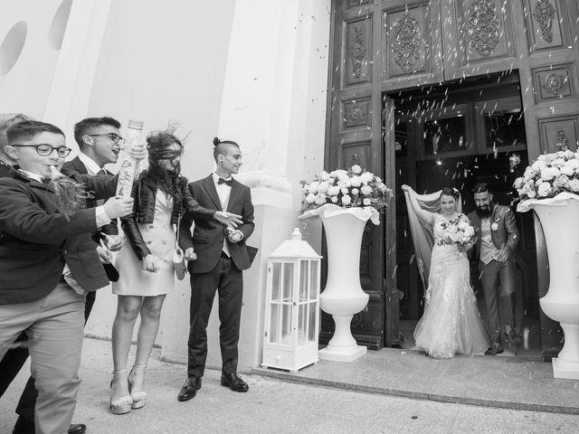 Il matrimonio di Gianluca e Maria Chiara a Siniscola, Nuoro 142