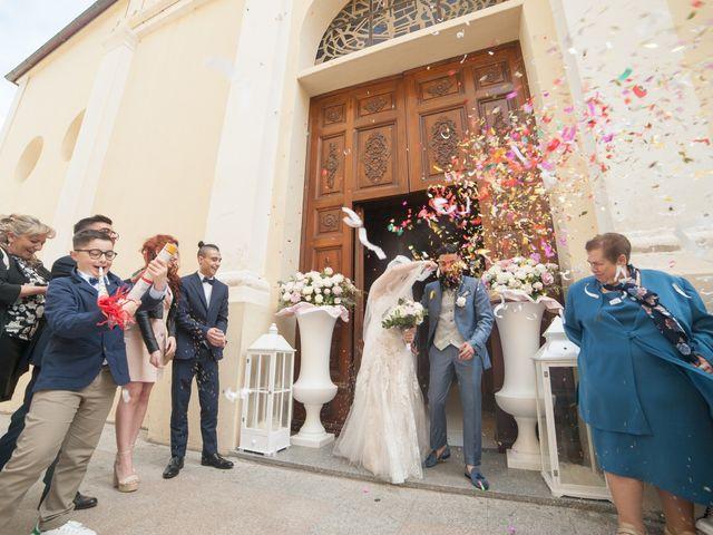 Il matrimonio di Gianluca e Maria Chiara a Siniscola, Nuoro 143