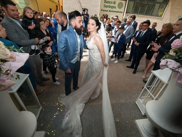 Il matrimonio di Gianluca e Maria Chiara a Siniscola, Nuoro 144