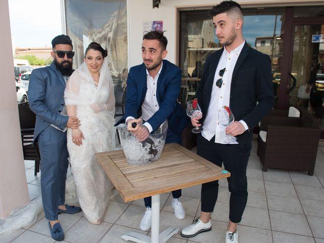 Il matrimonio di Gianluca e Maria Chiara a Siniscola, Nuoro 145