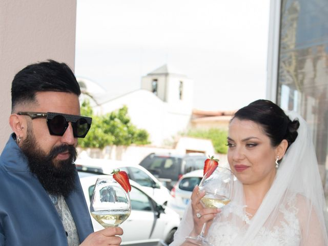 Il matrimonio di Gianluca e Maria Chiara a Siniscola, Nuoro 148