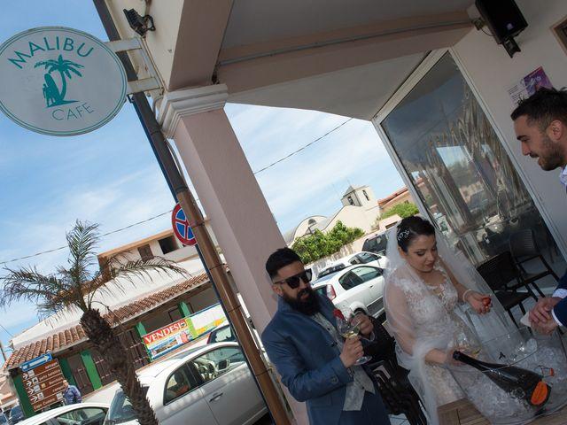 Il matrimonio di Gianluca e Maria Chiara a Siniscola, Nuoro 149