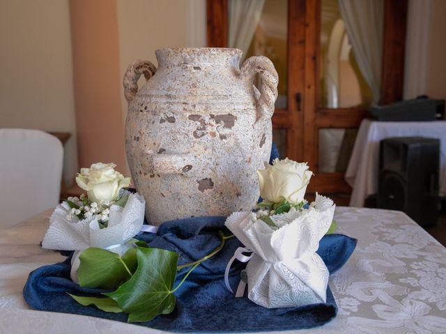 Il matrimonio di Gianluca e Maria Chiara a Siniscola, Nuoro 155