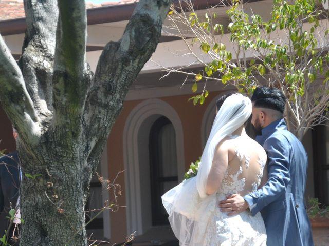 Il matrimonio di Gianluca e Maria Chiara a Siniscola, Nuoro 173
