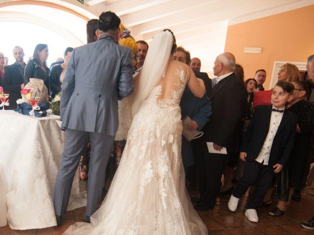 Il matrimonio di Gianluca e Maria Chiara a Siniscola, Nuoro 174