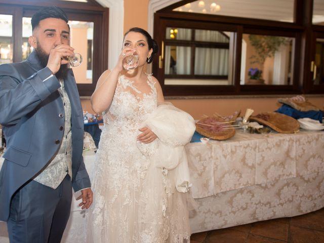 Il matrimonio di Gianluca e Maria Chiara a Siniscola, Nuoro 192