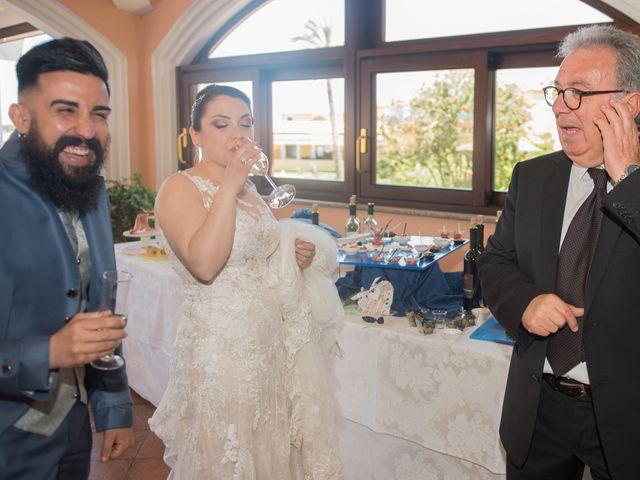 Il matrimonio di Gianluca e Maria Chiara a Siniscola, Nuoro 193