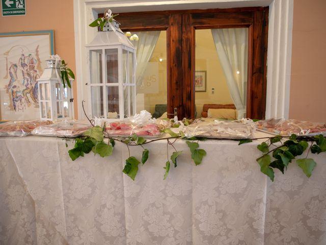 Il matrimonio di Gianluca e Maria Chiara a Siniscola, Nuoro 199