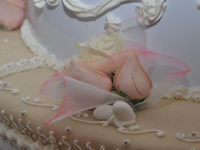 Il matrimonio di Gianluca e Maria Chiara a Siniscola, Nuoro 204