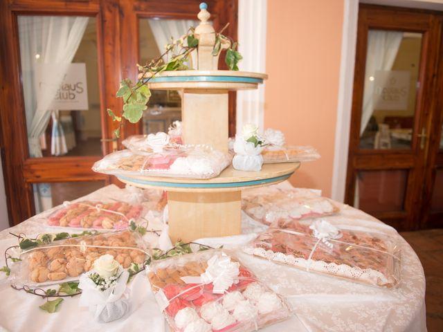 Il matrimonio di Gianluca e Maria Chiara a Siniscola, Nuoro 209