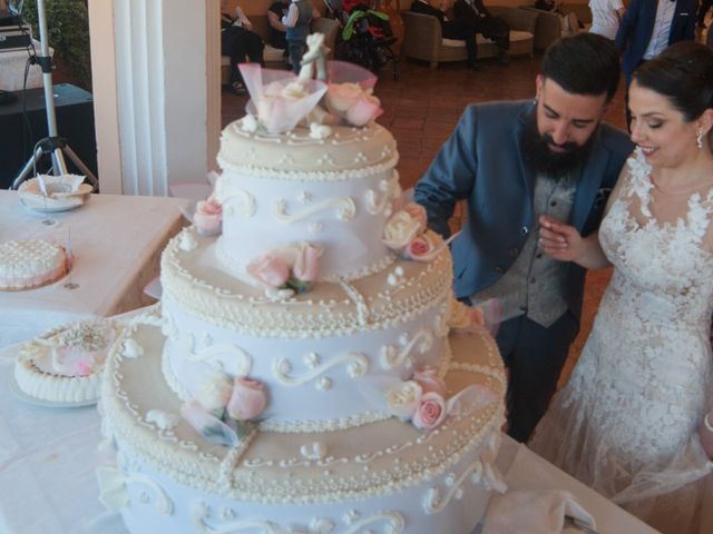 Il matrimonio di Gianluca e Maria Chiara a Siniscola, Nuoro 215