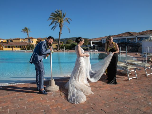 Il matrimonio di Gianluca e Maria Chiara a Siniscola, Nuoro 223