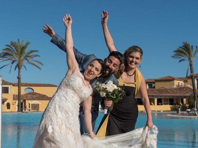 Il matrimonio di Gianluca e Maria Chiara a Siniscola, Nuoro 224
