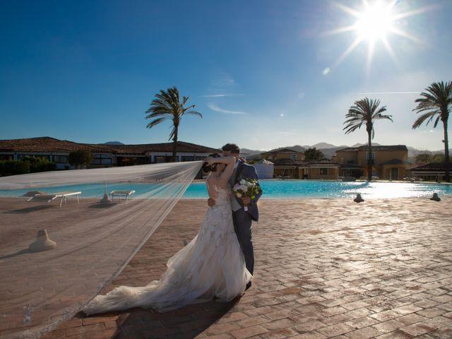 Il matrimonio di Gianluca e Maria Chiara a Siniscola, Nuoro 2