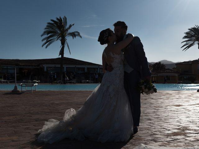Il matrimonio di Gianluca e Maria Chiara a Siniscola, Nuoro 226