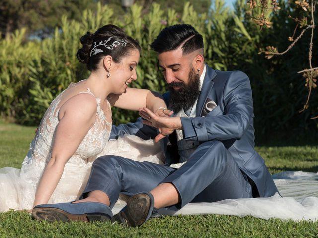 Il matrimonio di Gianluca e Maria Chiara a Siniscola, Nuoro 229