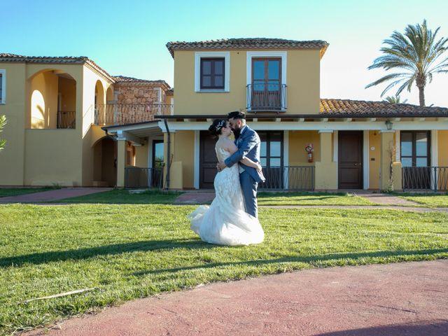 Il matrimonio di Gianluca e Maria Chiara a Siniscola, Nuoro 235