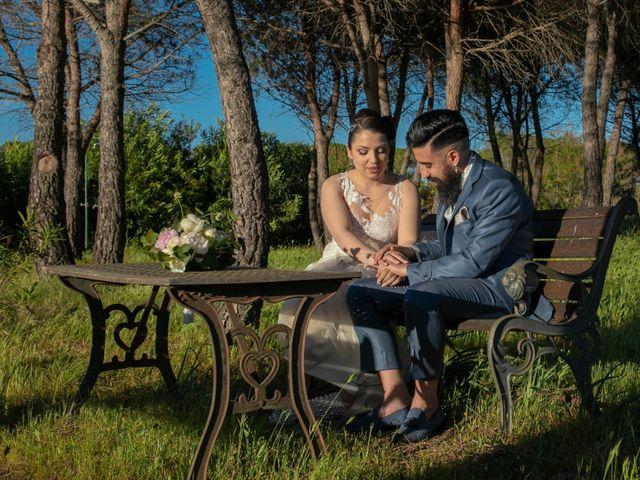 Il matrimonio di Gianluca e Maria Chiara a Siniscola, Nuoro 238