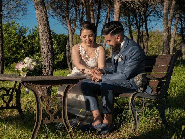 Il matrimonio di Gianluca e Maria Chiara a Siniscola, Nuoro 239