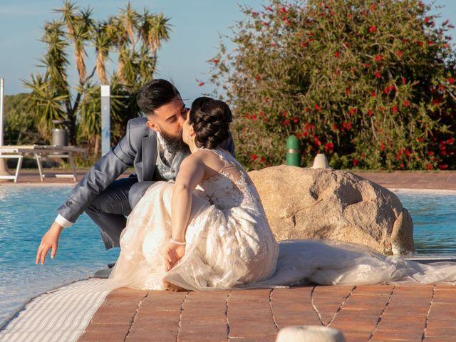 Il matrimonio di Gianluca e Maria Chiara a Siniscola, Nuoro 241
