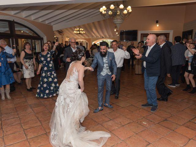 Il matrimonio di Gianluca e Maria Chiara a Siniscola, Nuoro 245