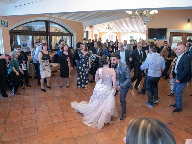 Il matrimonio di Gianluca e Maria Chiara a Siniscola, Nuoro 246